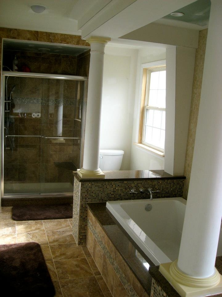photo gallery of new jersey bathroom remodeling project a