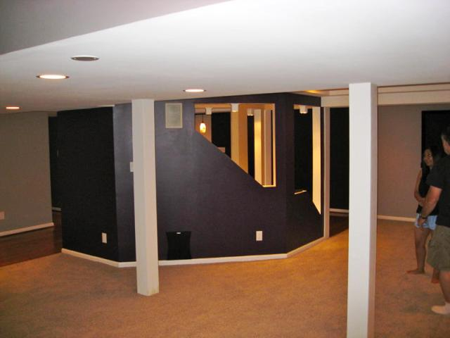 Remodeling Basement Ideas Entrancing Basement Remodeling Philadelphia  Remodeling Basements Basement Design Decoration