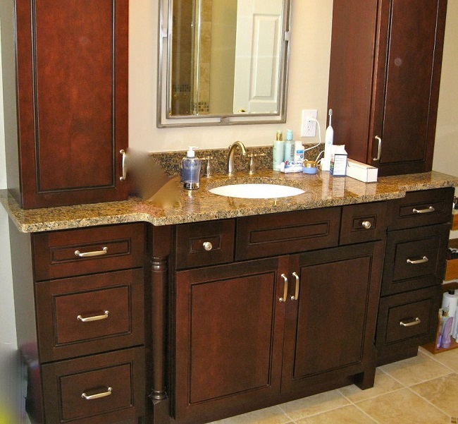 New jersey bathroom remodeling project f cherry hill for Bathroom remodel nj