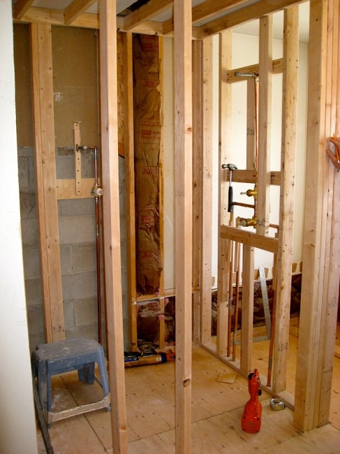 New jersey bathroom remodeling project f cherry hill for Bathroom remodeling nj