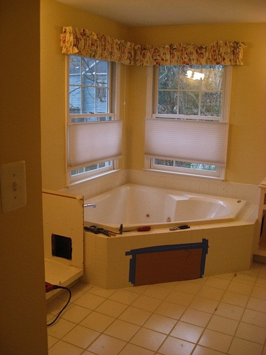 New jersey bathroom remodeling project i cherry hill for Bathroom designs nj
