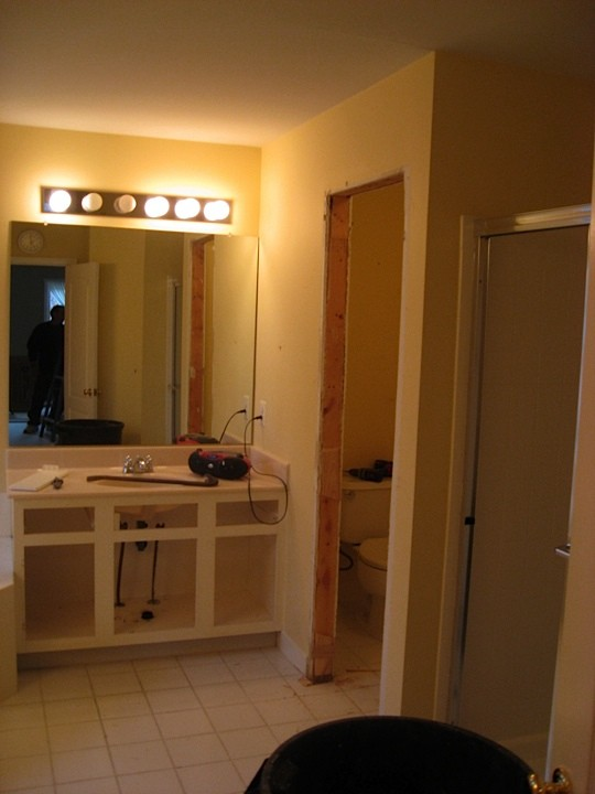 Bathroom Remodel Nj : New jersey bathroom remodeling project i cherry hill